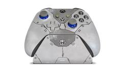 粉丝福利 微软推出了看起来很酷的Gears主题Xbox One X控制器
