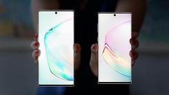 三星Galaxy Note10系列发布 体验升级是重中之重