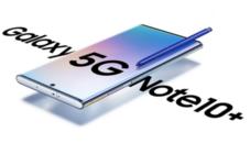 三星Note10+ 5G正式登场 5G先锋计划用户低至0元起升5G