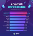 鲁大师最新流畅榜:7月华为领衔一众新机!