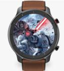 华米科技或将推出星球大战联名款手表,粉丝献上自制表盘图