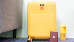 米兔莎莉拉杆箱/布朗熊充电宝高配版/莎莉洗手机 萌萌三件套