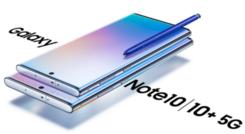 无悬念5G手机最强标杆 三星Note10系列京东首发