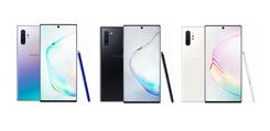 5G时代重新崛起 三星Galaxy Note10系列发布