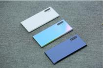 三星国内首款5G手机发布 Galaxy Note10系列现已开启预售