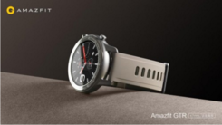 24天超长续航 1399元华米科技Amazfit GTR 47mm钛金属正式开售
