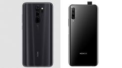 手机像素越高越好吗4800万荣耀9X PROVS6400万Redmi Note 8 Pro