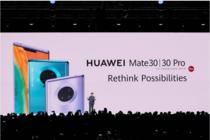 HUAWEI Mate 30系列全球发布 华为终端云服务重构数字生活方式