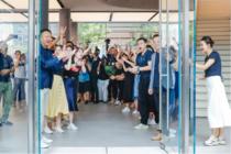 华为首家全球旗舰店9月28日在深圳盛大开幕