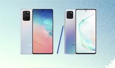 三星发布Galaxy S10 Lite和Note 10 Lite