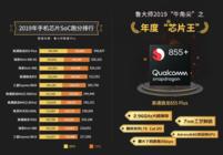 鲁大师2019年度手机芯片榜出炉:华为差一点就赶上高通了!