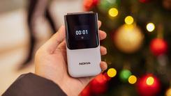 经典翻盖演绎复古潮流 Nokia 2720 4G图赏