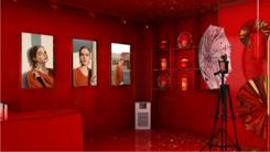 vivo开了一家年味影像馆,成春节最佳网红打卡地