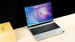 这大概是同价位最让人省心的轻薄本 华为MateBook 13锐龙版评测