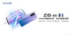 5G终端普及之作诞生,vivo Z6到手价2198元起