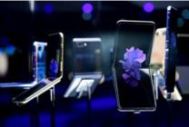 科技感和时尚感兼具 三星Galaxy Z Flip引领折叠屏手机新潮流