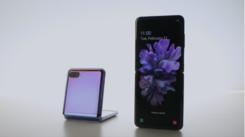 诠释手机时尚美学 三星Galaxy Z Flip明日再次开售