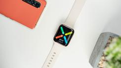 双曲表面 极致纤薄:OPPO Watch智能手表图赏