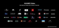HUAWEI P40系列全球发布 华为视频打造全球化+本地化内容服务