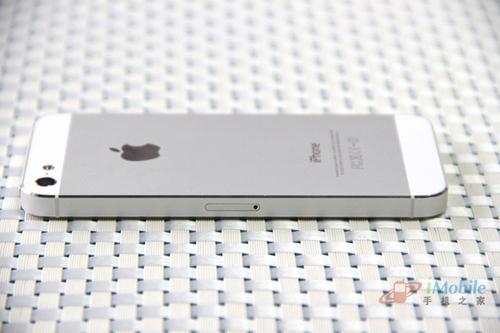 iphone 5的铝制边框有掉漆现象