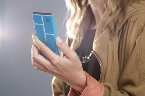摩托罗拉推模块化智能手机Ara项目