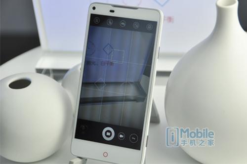 nubia Z5S拍摄UI展示
