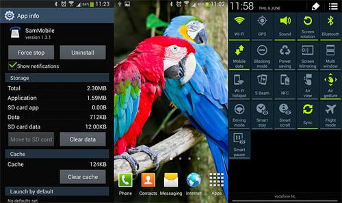 三星Galaxy S4升级 支持HDR视频拍摄