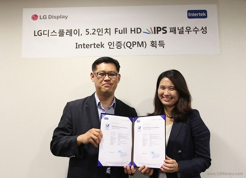 LG发布全世界最薄全高清LCD屏幕