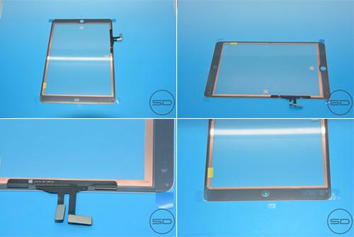 iPad 5前面板高清谍照