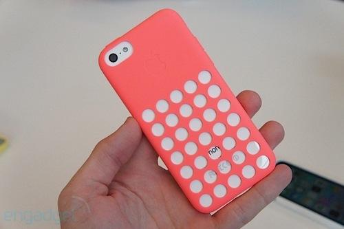 iPhone 5C外壳