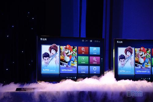 乐视TV超级电视Max70真机1