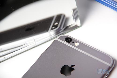 Smartisan T1和iPhone 6