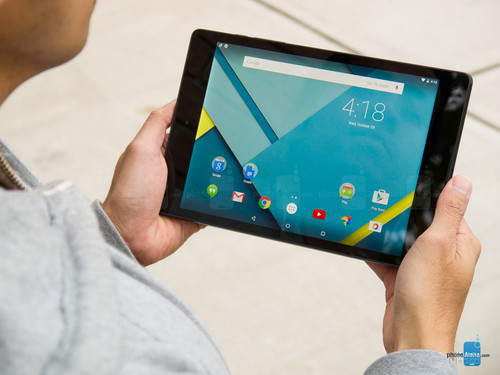 Nexus 9外观
