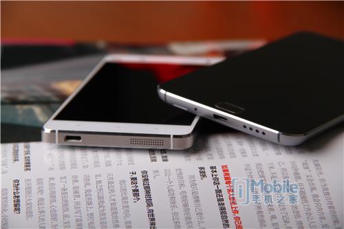 魅族MX4 Pro对比小米4