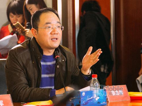 乐视TV副总裁张志伟