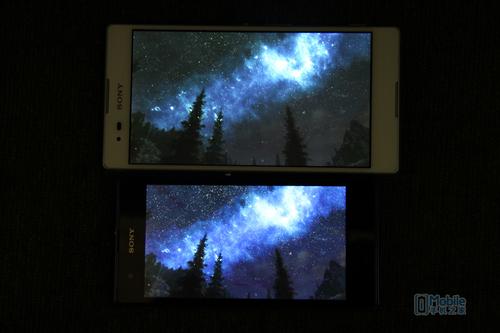 索尼Xperia T2画面对比Z1 评测 手机之家资讯频道