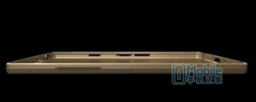 大神X7铝制中框