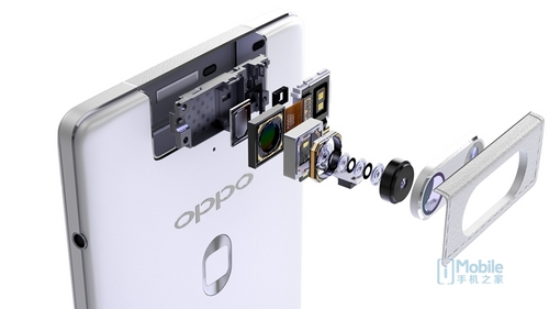 n3手机摄像头硬件分解
