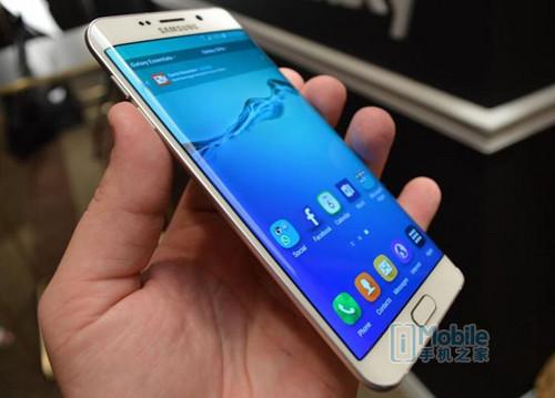 三星Galaxy S6 edge 于19日上海发布