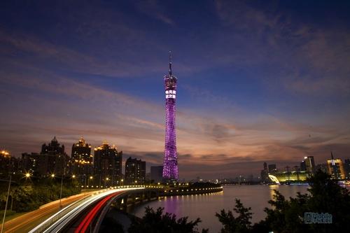 图:广州小蛮腰 (2)