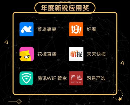 3、金立软件商店公布年度金应用榜单,揭多个奖项864