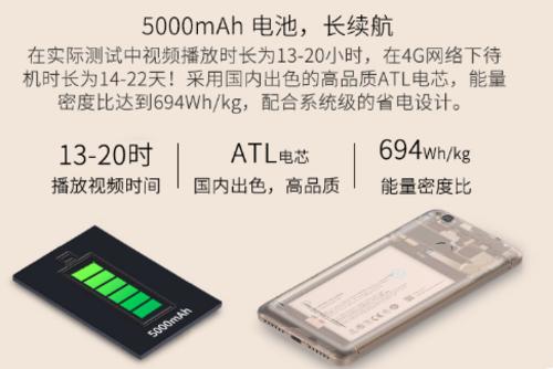 稿件15:聚力 M1手机超强续航,二次预约热情不减-0622585