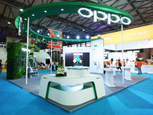 【OPPO新闻稿】2016上海MWC中国移动携手OPPO 展示TD终端飞速发展成果899