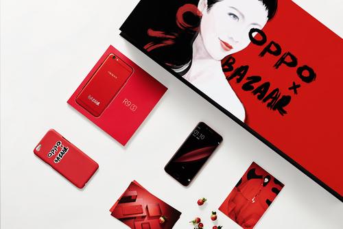 图7:OPPO R9s新年正当红礼盒