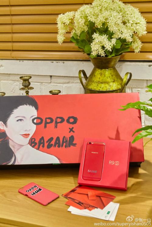 红色版R9s成2017年首款时尚爆品,明星个个都爱807