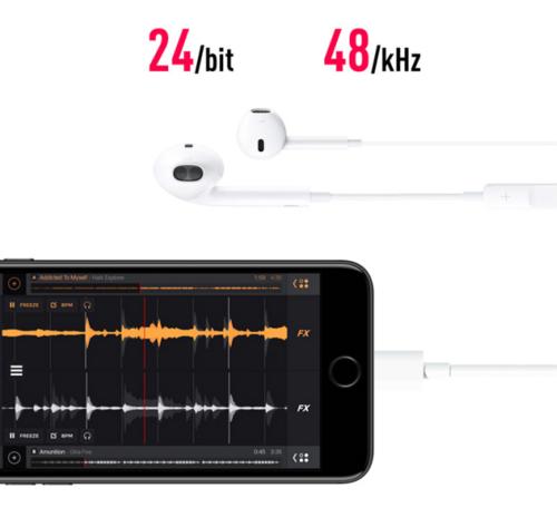 iPhone7耳机救星!酷能量酷线让你一线两用631