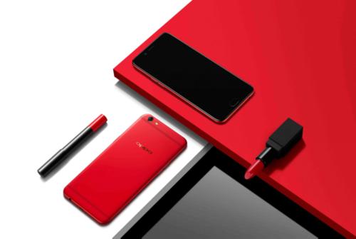 红色版R9s成2017年首款时尚爆品,明星个个都爱(1)205