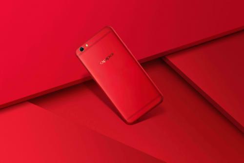 红色版R9s成2017年首款时尚爆品,明星个个都爱(1)321