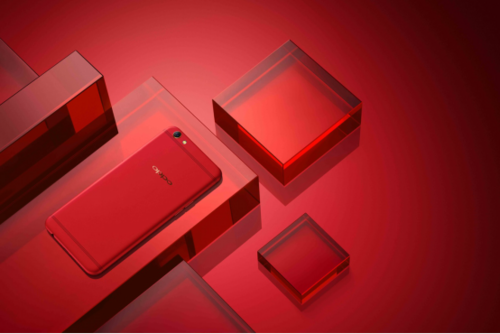 红色版R9s成2017年首款时尚爆品,明星个个都爱(1)1205