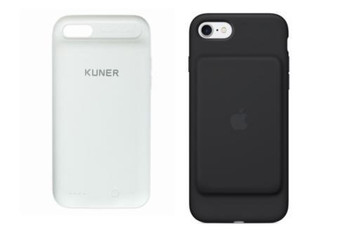 对飚苹果 iPhone 7高端手机壳必选液态硅胶材质436